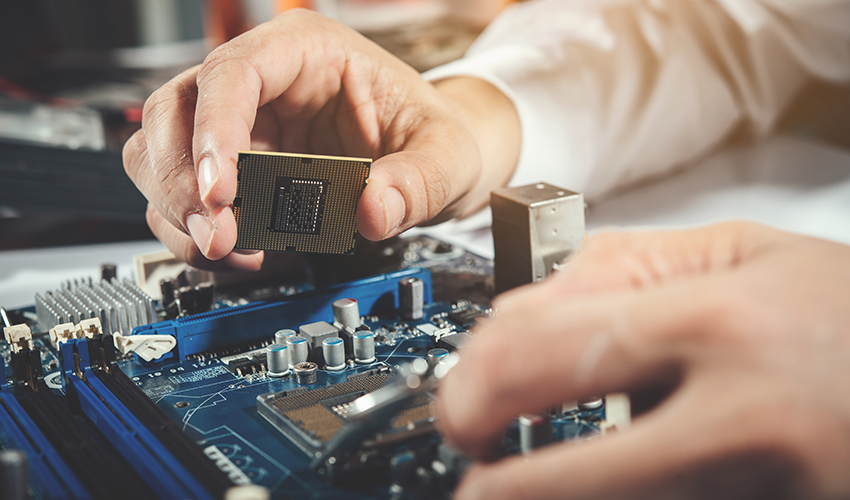 Global Chip Shortage Spurs a Rise in Counterfeit Components